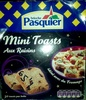 Mini Toasts aux Raisins - Product