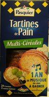 Tartines de Pain multi-céréales - Product - fr