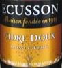 Cidre doux Ecusson 33 cl - Produit