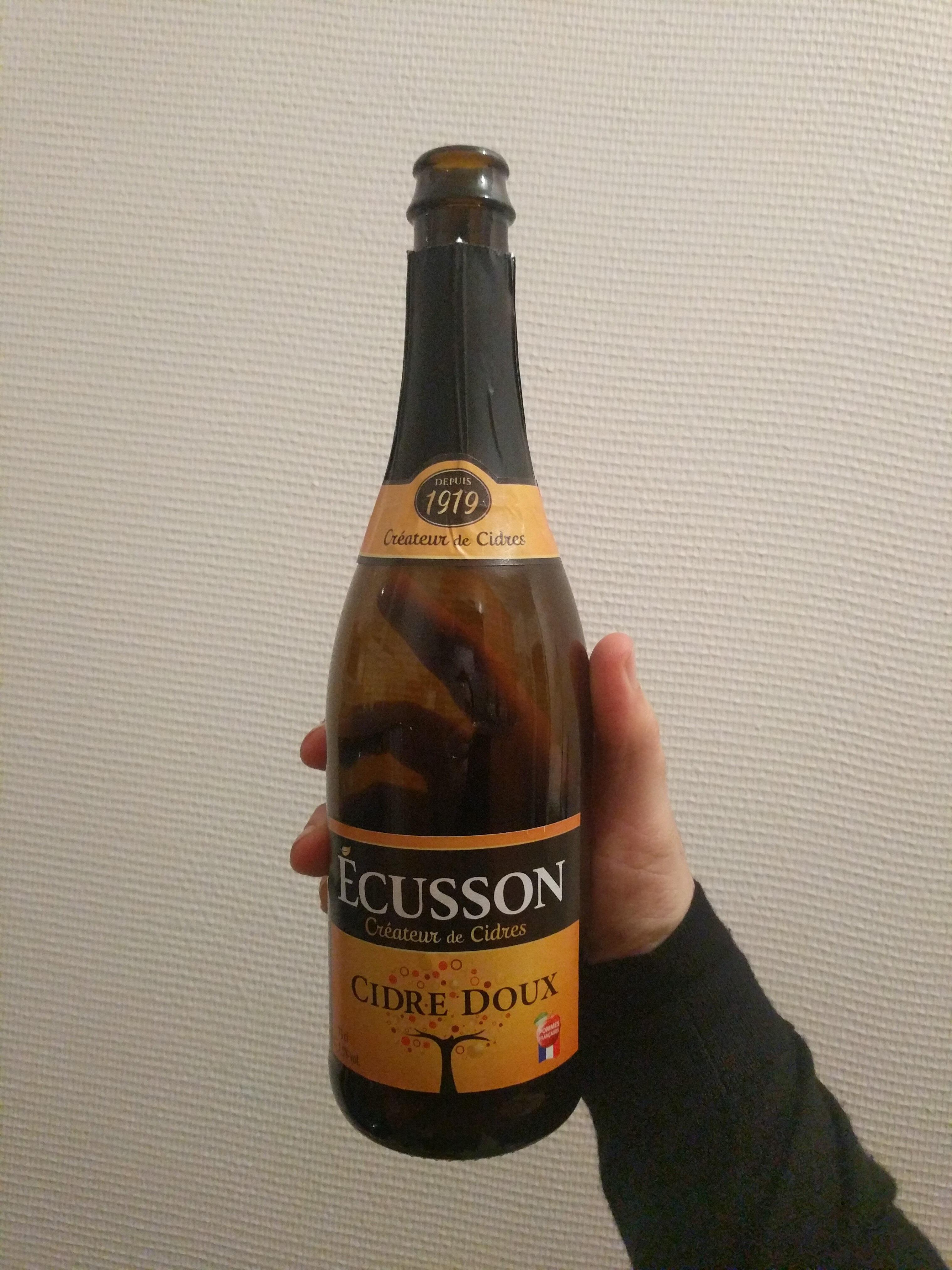 Cidre doux - Produit - fr