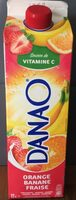 Danao orange/banane/fraise - Product