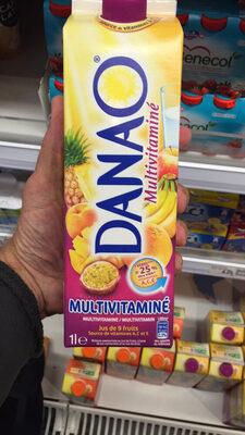 danao multi vitaminé - Produit - fr