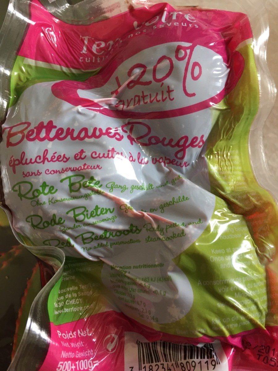 Betteraves rouge - Produit - fr
