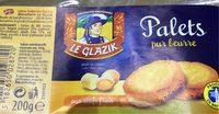 Palets Bretons pur beurre Le Glazik - Prodotto - fr
