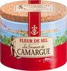 FLEUR DE SEL 125GR LE SAUNIER DE CAMARGUE - Produit