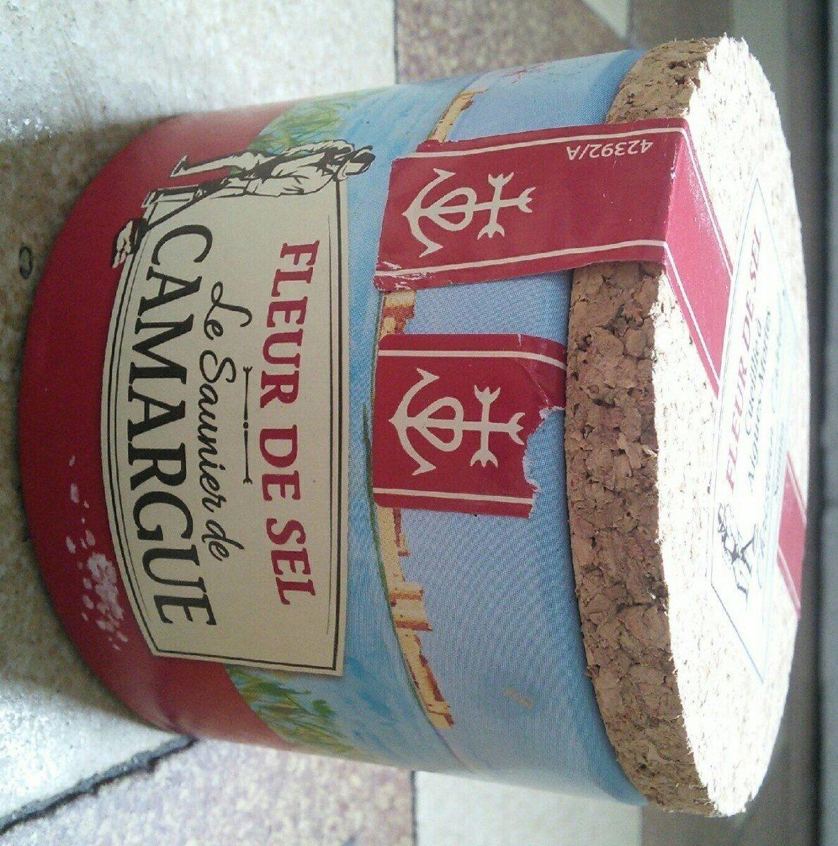 FLEUR DE SEL 125GR LE SAUNIER DE CAMARGUE - Valori nutrizionali - fr