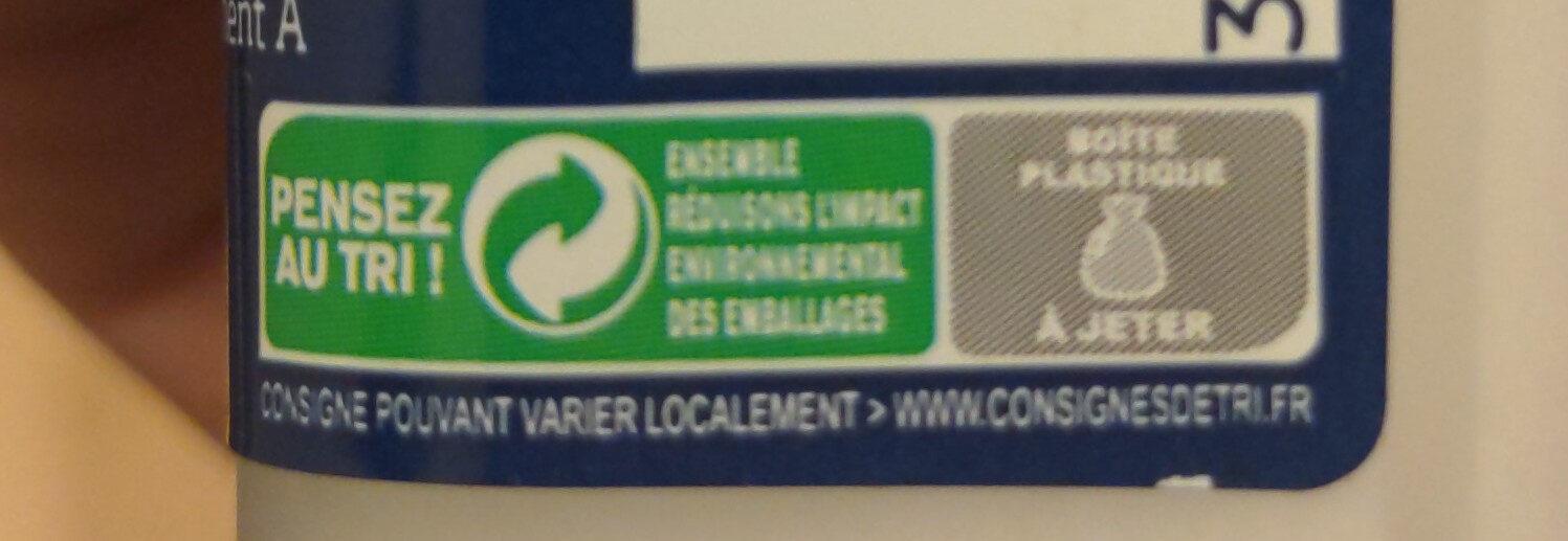 La Salière - Sel fin iodé - Recyclinginstructies en / of verpakkingsinformatie - fr