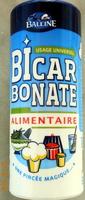 BOITE BICARBONATE 400GR LA BALEINE - Product