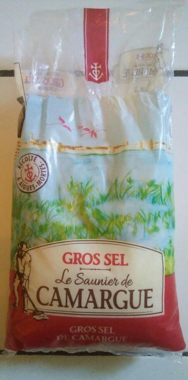Gros sel de Camargue - Product - fr