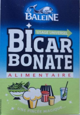 Bicarbonate alimentaire - Producto