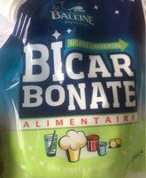 Bicarbonate alimentaire - 製品 - fr