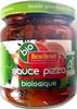 Sauce pizza biologique - Product