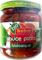 Sauce pizza biologique - Produit