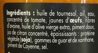 Rouille - Ingredients