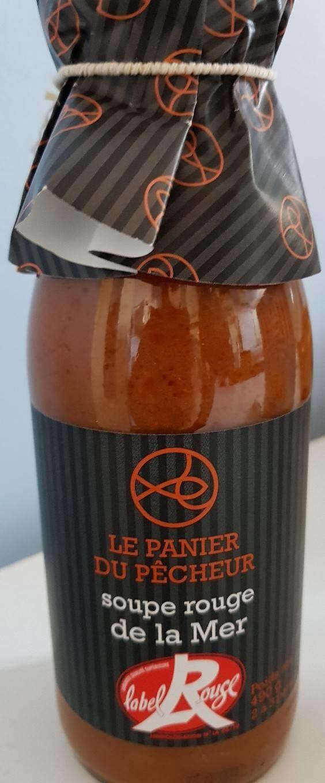 Soupe rouge de la mer - Produit