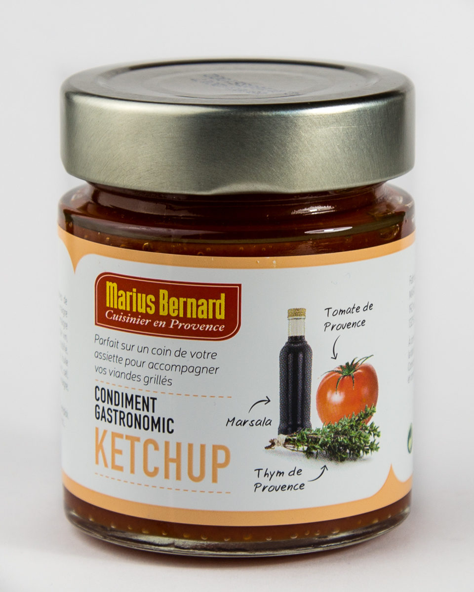Ketchup gastronomic - Produit - fr