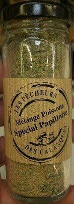 Mélange Poissons Spécial Papillotte - Prodotto - fr
