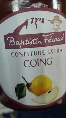 Confiture extra de coing - Product
