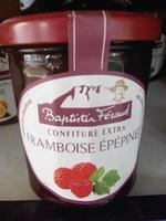 Confiture extra framboise épépinée - Product