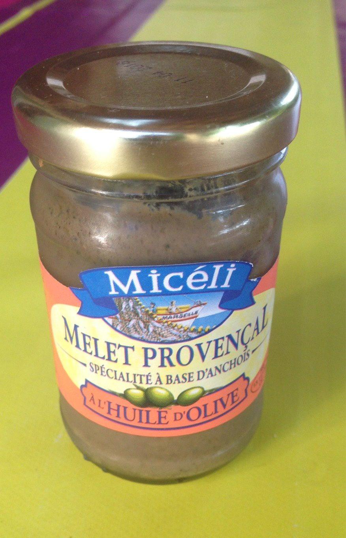 Melet Provençale - Produit - fr