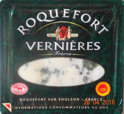 Roquefort Vernières frères - Produit - fr