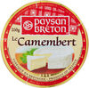Le camembert - Prodotto