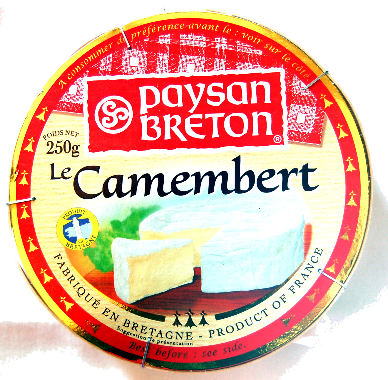 Le camembert - Product
