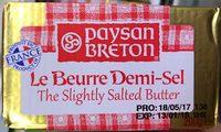 Le Beurre Demi-Sel - Product - fr