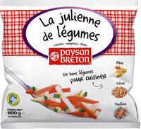 La Julienne de légumes - Produit - fr