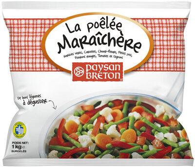 Poêlée maraîchère - Produit - fr