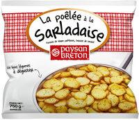La poêlée Sarladaise - Produit - fr