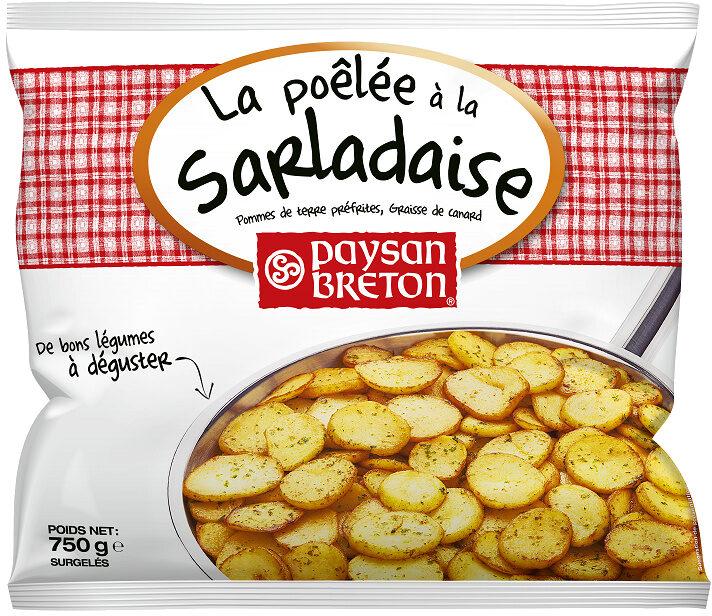La poêlée Sarladaise - Product - fr