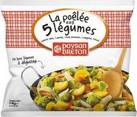 La poêlée aux 5 légumes - Product - fr