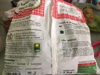 Le Haricot Vert Extra Fin - Ingrediënten - fr