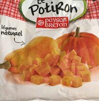 Potiron Paysan Breton - Product - fr