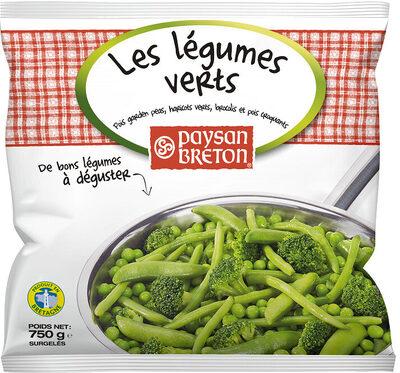 Les légumes verts - Product - fr