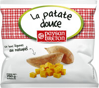 La patate douce - Produit - fr