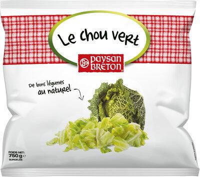Le chou vert - Produit - fr