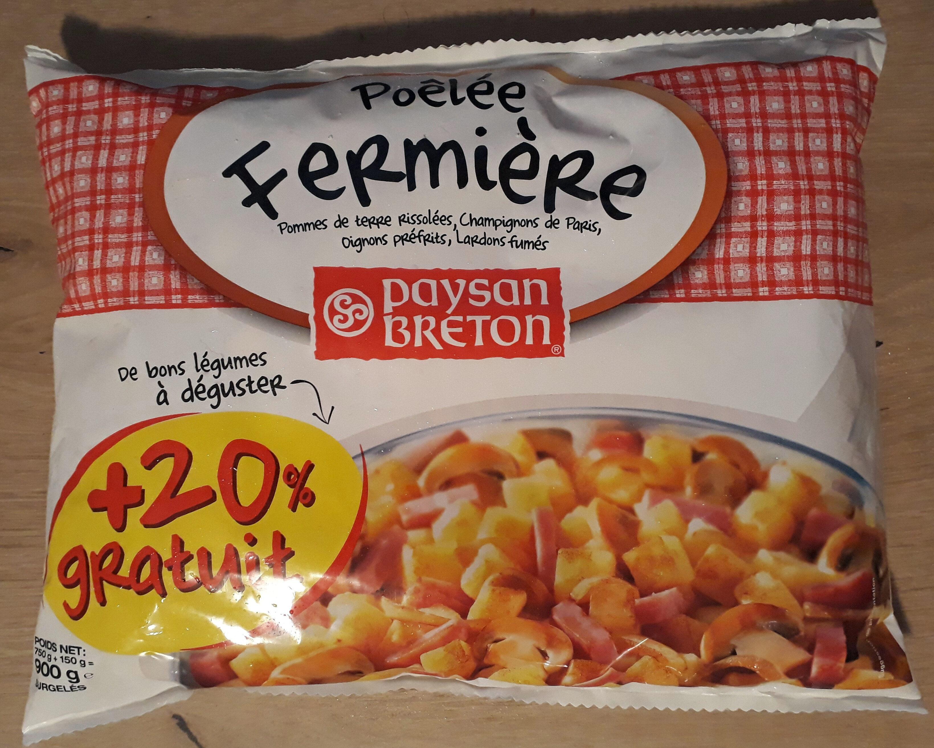 Poêlée Fermière - Product - fr