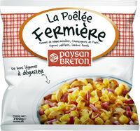 Poêlée Fermière - Produit - fr