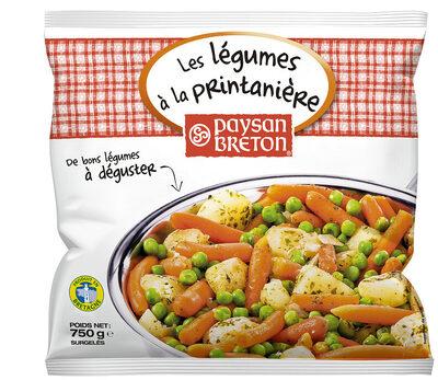 Les légumes à la Printanière - Produit - fr