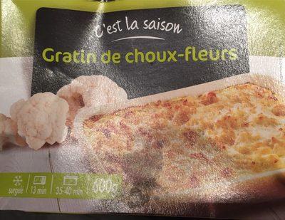 Gratin de Choux-Fleurs - Produit