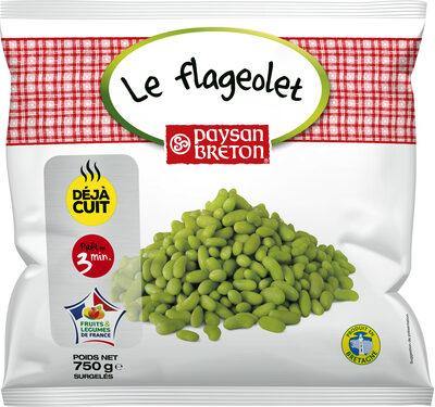 Le flageolet cuit - Produit - fr