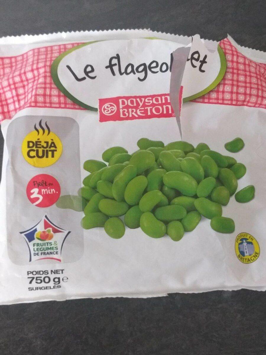 Le flageolet cuit - Informations nutritionnelles - fr