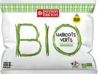 Haricots verts BIO - Produit - fr