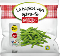 Le haricot vert extra fin - Product - fr