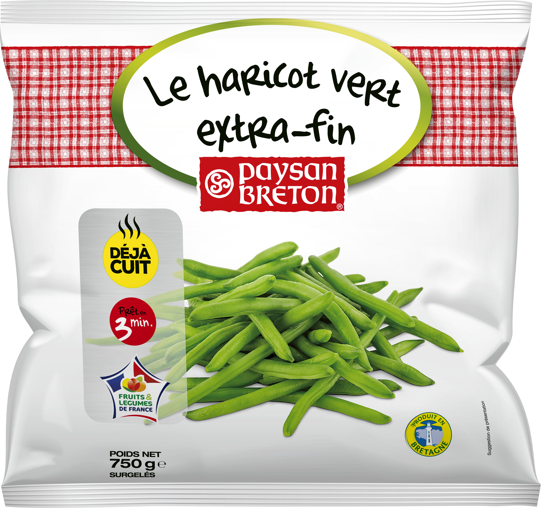 Le haricot vert extra fin - Produit - fr