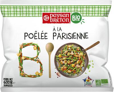 Poêlée à la Parisienne Bio - Produit - fr