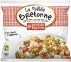 La Poêlée Bretonne - Produit