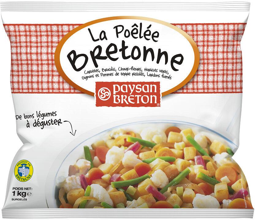 La Poêlée Bretonne - Produit - fr